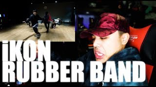 Video iKON - Rubber Band Dance practice Reaction [OOOOH! BODYROLLS!] MP3, 3GP, MP4, WEBM, AVI, FLV September 2018