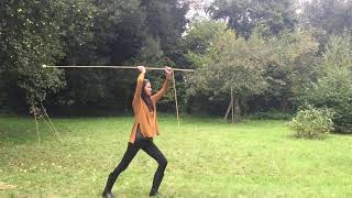 Every year at D-FEST in Martock, Somerset, an Apple Wanging competition takes place to determine who can 'wang' an apple the furthest. This instructional vid...