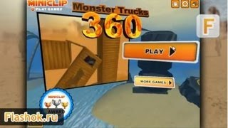 Видеообзор Monster Trucks 360