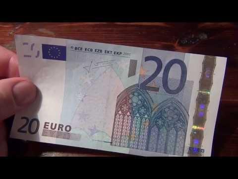 Евро деньги:краткий обзор