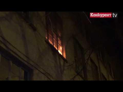 Запали се печатницата във Враца