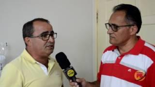 Gonzaga deixa Secretaria em Sousa, anuncia pré-candidatura a prefeito por Aparecida, e Inojosa deverá acumular DAESA e Infraestrutura