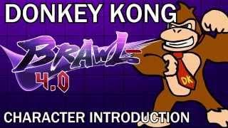 Donkey Kong Brawl Minus 4.0 Introduction