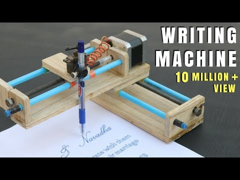 How To Make Homework Writing Machine at Home - Thời lượng: 7:21.