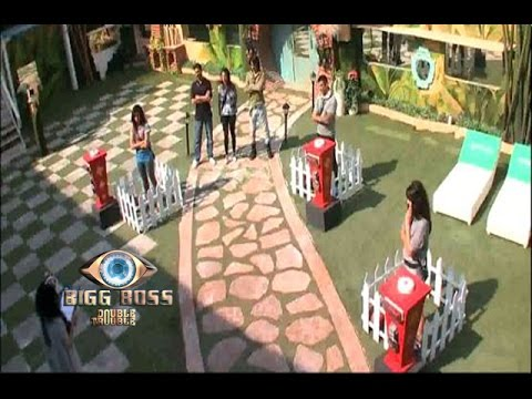 Bigg Boss 9 | Mandana, Prince & Kishwer Compete Fo