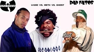Method Man tretando com membros do Wu-Tang Clan