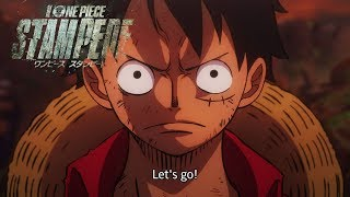 One Piece Stampede - Bande annonce
