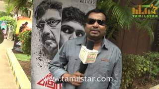 Praveen K L at Sigaram Thodu Movie Press Meet