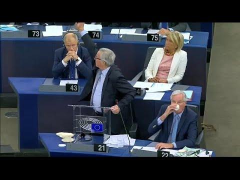 EU: Brexit provoziert Schrei-Gefechte im Europäischen  ...