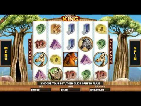 Savanna King™ - Onlinecasinos.Best
