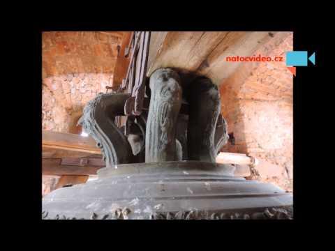Nepomucký zvon sv. Jan Nepomuk a Vojtěch, 3800kg
