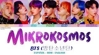 Video BTS - MIKROKOSMOS   Lyrics: Español - Rom - English MP3, 3GP, MP4, WEBM, AVI, FLV April 2019