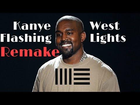 Kanye West Flashing Lights Ableton Remake + Free ALS