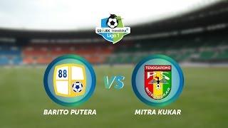 Barito Putera vs Mitra Kukar: 2-1 - All Goals & Highlights - Liga 1 [15/04/2017]