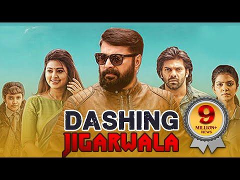 Dashing Jigarwala - South Indian Movies Dubbed In Hindi Full Movie 2017 New   Mammootty, Arya, Sneha