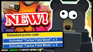 ALL *NEW* CODE (Use It QUICK!) | Roblox Bee Swarm Simulator