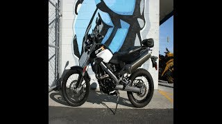 10. 2007 BMW G650 X Country ...great light weight ADV bike