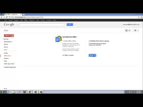how to provide access to google drive