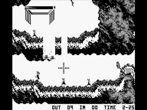 lemmings game boy rom