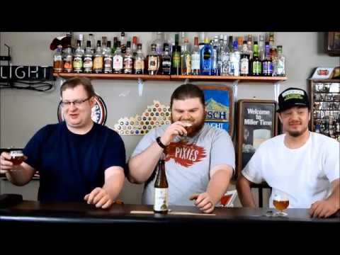 New Belgium The Hemperor HPA Review! (Hemp Pale Ale)