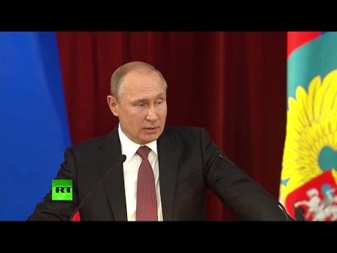 Выступление президента России на совещании послов и постпредов РФ - DomaVideo.Ru