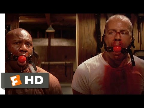 pulp fiction - Pulp Fiction Movie Clip - watch all clips http://j.mp/xrvP0G click to subscribe http://j.mp/sNDUs5 Butch (Bruce Willis) and Marsellus (Ving Rhames) find them...