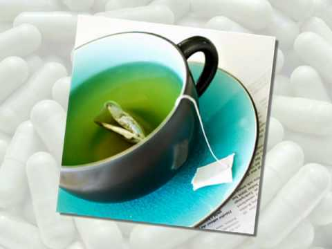 Green tea on weight loss