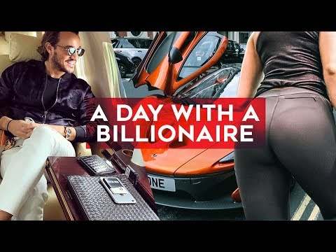 Video A day with a BILLIONAIRE! Join Rich Kids of Instagram's Emir Bahadir as he works out and shops! download in MP3, 3GP, MP4, WEBM, AVI, FLV January 2017
