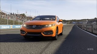 10. Forza Motorsport 6 - Honda Civic Si 2014 - Test Drive Gameplay (XboxONE HD) [1080p60FPS]