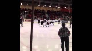 Virden (MB) Canada  city photos : Hockey game at Virden, Manitoba, Canada