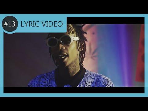 Wiz Khalifa - KK ft. Project Pat and Juicy J | LYRIC VIDEO #13
