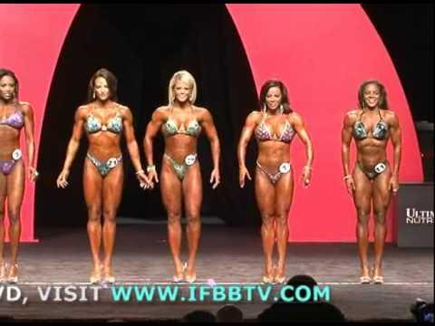 2011 OLYMPIA Women:  Figure & Fitness, Bikini & Bodybuilding