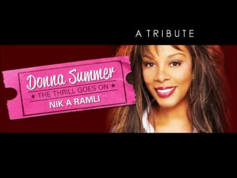 Music Biography 'Donna Summer The Thrill Goes On - A Tribute' Book