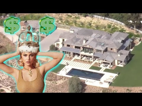 Billionaire Kylie Jenner Beats Her Kardashian Sisters With The Most Breathtaking Mansion