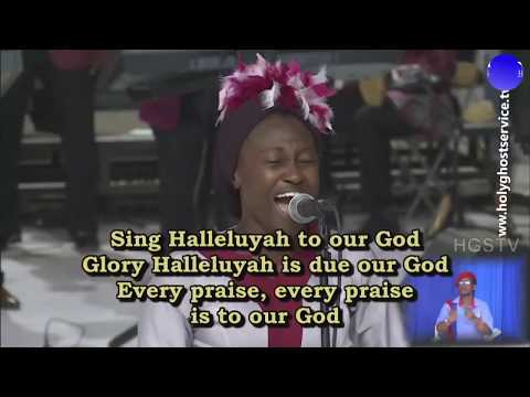 PRAISE AND WORSHIP | RCCG DECEMBER 2019 HOLY GHOST CONGRESS