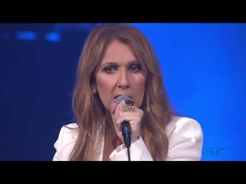 Celine Dion - Encore Un Soir [HD, Stereo Sound] (Live, July 31st 2016, Montreal)