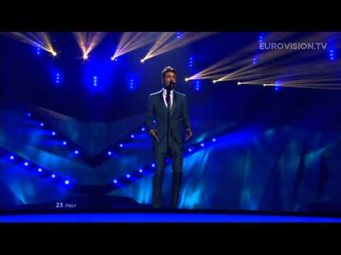 Final - Powered by http://www.eurovision.tv Italy: Marco Mengoni - L'Essenziale live at the Eurovision Song Contest 2013 Grand Final.