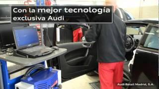 Ventajas de los servicios oficiales de Audi Retail Madrid S.A.