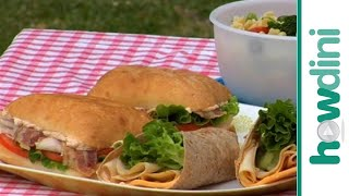 Outdoor Picnic Recipes - Family Picnic Food Ideas