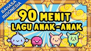 Video 90 Menit Lagu Anak-Anak 2017 Terpopuler | Lagu Anak Indonesia Untuk Balita Terbaru | Bibitsku MP3, 3GP, MP4, WEBM, AVI, FLV Mei 2018