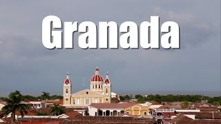 Granada Nicaragua  City new picture : Granada City Tour, Nicaragua prettiest city