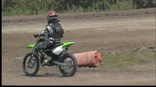 8. 2011 kx 100 ride