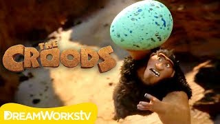 Video The World's First Big Game  | The Croods MP3, 3GP, MP4, WEBM, AVI, FLV Juli 2018