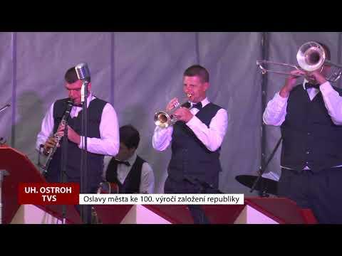 TVS: Uherský Ostroh - Oslavy města