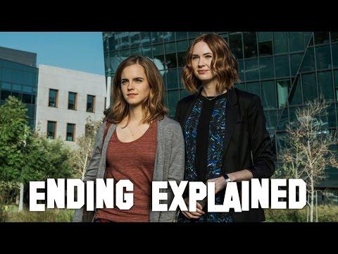 THE CIRCLE (2017) Ending Explained (видео)