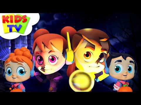 Hello Its Halloween | Supremes Cartoon | Halloween Scary Nursery Rhymes | Videos For Kids