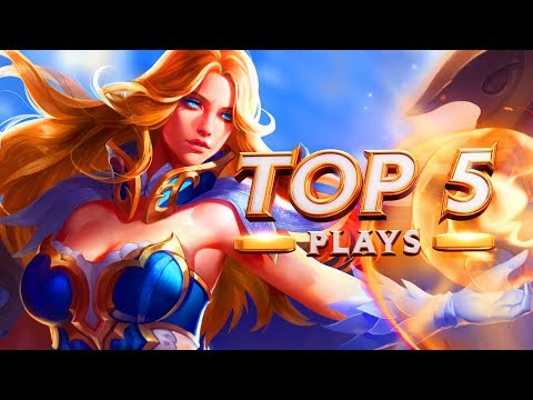 Arena Of Valor - Top 5 Plays - Episode #6