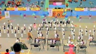 Download Lagu SD Mexico Jakarta ~ Marching in Harmony 2016 ~ Juara Umum Kategori Konser Mp3