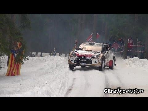 WRC Rally Sweden 2015 - GHrallyemotion