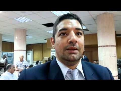 محمد حنفي: انشاء شركات للمحامين ضمن اولوياتي الانتخابية